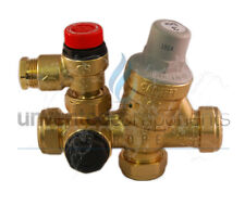 Caleffi Altecnic Cold Water Control Valve 533002CST 3bar / 6bar