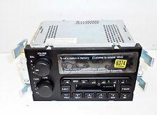 New Delco Electronics Am/Fm/Cassett Radio 16236374Cs 961Nad