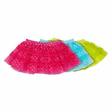 NEW WITH TAG Baby Starters (6-9 Months) Hot Pink Polka-Dot Mesh Tutu