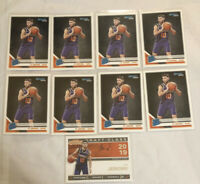2019/20 PANINI DONRUSS RATED ROOKIE  TY JEROME  PHX SUNS RC LOT