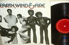 EARTH WIND  & FIRE*THATS THE WAY ...1975*COLUMBIA  USA ORG PC 33280 GATEFOLD