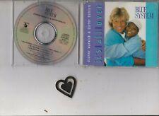 BLUE SYSTEM - IT'S ALL OVER - MCD 1991 - DIONNE WARWICK & DIETER BOHLEN