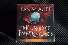 JEAN M. AUEL THE LAND OF PAINTED CAVES COMPLETE & UNABRIDGED - AUDIO CD