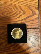 1989 Johnny Bench Commorative Coin