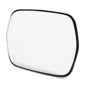 69-73 Ford Mustang Racing Mirror Replacement Glass, Non-Convex w/ Bracket Torino