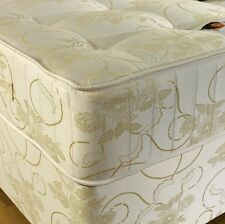 """NEW 5FT KING SIZE PEARL ORTHO 11"""" DEEP FIRM ORTHOPAEDIC MATTRESS"""