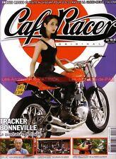 CAFE RACER 53 GUZZI 1000 G5 TRIUMPH 1100 Bonneville Rickman Gary Nixon NELIS 100