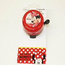 Genuine Disney MINNIE MOUSE Bicycle Bike Bell Universal fit Cycle Cycling
