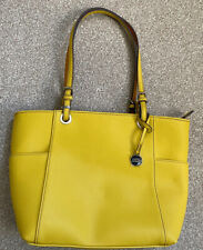 Brand New: Laura Ashley Yellow Mimosa Shoulder Bag One Size