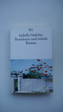 Isabella Nadolny - Providence Und Zurück
