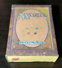 Alpha Starter Deck (Empty) Box Magic: the Gathering MTG