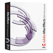 Adobe After Effects 7.0 - Windows - Download - genuine product key