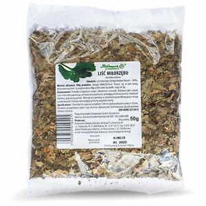 HERBAPOL Ginkgo Leaf - Herbal Tea - 50G