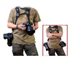 Quick Release Dual shoulder Camera Neck Strap for Canon Nikon Olympus Sony Penta