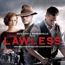 NICK CAVE LAWLESS OST CD SOUNDTRACK 2012 NEW