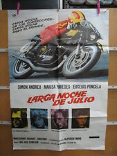3426       LARGA NOCHE DE JULIO SIMON ANDREU MARISA PAREDES MOTOCICLISMO