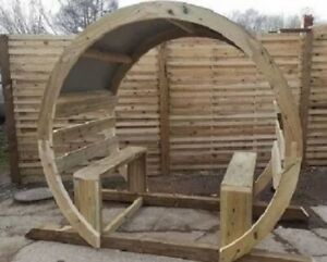 CIRCLE ARCH/ MOON GATE- SEATING UNIT