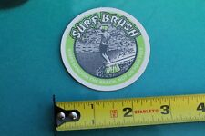 Surf Brush for Sandy Feet Only Surfboards Surf Fusion Surfing Sticker