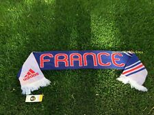 FRANCE NATIONAL TEAM 2009 2010 SOUTH AFRICA FIFA WORLD CUP SCARF ADIDAS