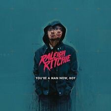 RALEIGH RITCHIE: YOU'RE A MAN NOW, BOY CD NEW
