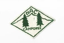 BOY SCOUT   NEVADA A.C.  EARLY 50'S FELT  CAMPO PP