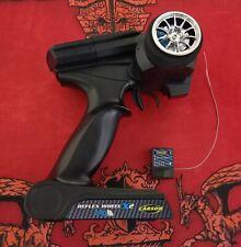 Carson Reflex Wheel X2 transmitter + Reflex Wheel Pro 3 receiver bundle 2.4Ghz