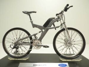 VELO VTT BMW Q6.S XTR gris 1/10 Bicycle bike