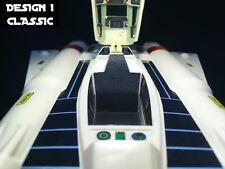 Star Fighter DELUXE SEAT KIT Buck Rogers Robert C. Dille Mego Custom