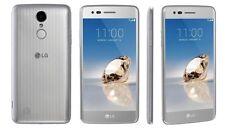T-Mobile LG Aristo Smartphone M210 Silver - 16GB 9/10