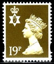 SELLOS  GRAN BRETAÑA  1999 2120 ISABEL II  REGIONALES ( IRLANDA DEL NORTE)1v.