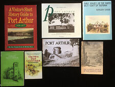 Tasmanian History 7 Books Graves Convicts Pioneers Cradle Mountain Port Arthur