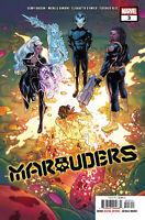 Marauders #3 Dx Marvel Comics Gerry Duggan
