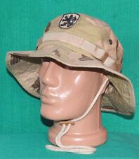Bulgarian Army Desert Camouflage Uniform BOONIE HAT, Bush Cap mod. 2014 sz. 59