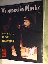 RARE 'WRAPPED in PLASTIC' magazine #29 June 97 / LOST HIGHWAY part 2 /TWIN PEAKS