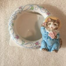 Schmid Beatrix Potter Tom Kitten Small Picture Frame 1988