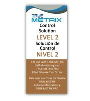Control Solution Level 2 for TRUE Metrix Meter Exp:11/2019