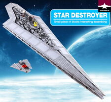 SUPER DESTROYER STAR WARS DESTRUCTOR ESTELAR 05028 3152 pcs COMPATIBLE CON 10221