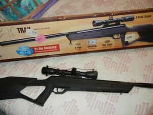 Benjamin NP Trail Elite .22 air rifle