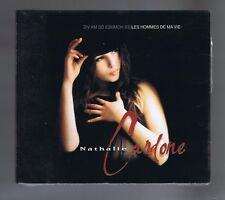NATHALIE CARDONE CD SINGLE PROMO (NEUF) LES HOMMES DE MA VIE