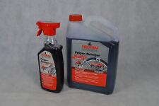 Set Nigrin® Performance Felgenreiniger EvoTec 1X750ml +1X3Liter Alufelge Felge