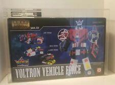 Miracle Metal Works Voltron Vehicle Force MA-01 (Dairugger XV) AFA U85