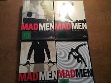 Mad Men - Staffel 1 + 2 + 3 + 4 [ 16 DVD ]