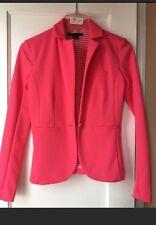 A/X Armani exchange hot pink blazer size XS NEW