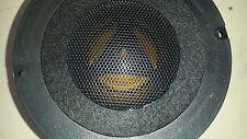 MONACOR dm-150ag 8 Ohm ferrofluid Kalotten mezzi OVP da sammlerhd. pezzo unico