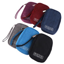 Waterproof Travel Organizer Bag For Chargers Cables Data Line Storage Package