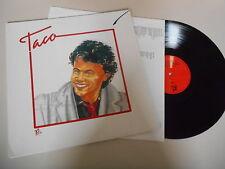 LP POP Taco-Same/Untitled album (9) canzone Perla REC/JETON/OIS