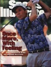 1995 Ben Crenshaw Golf Sports Illustrated