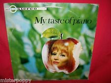 HANDY PARKER and his PIANO-SOUND LP ITALY 1969 HAMMOND SURF BEAT MINT-