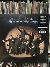 Paul McCartney & Wings Band On The Run White Vinyl Reissue  Shrink, No Inserts