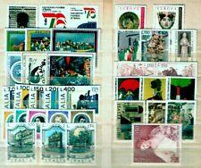 ITALIA - annata completa 1976 nuova    **